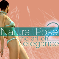 Natural Pose Collection 2: The Art of Elegance Poses/Expressions Themed ironman13