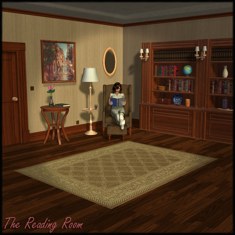 The Reading Room Set