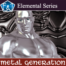 Metal Generation 3D Software : Poser : Daz Studio EmmaAndJordi