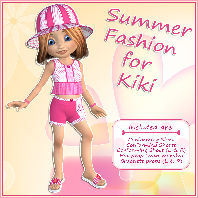 Kiki - Summer Fashion