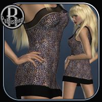 RP Mini Dress V4,A4,G4 Themed Clothing RPublishing