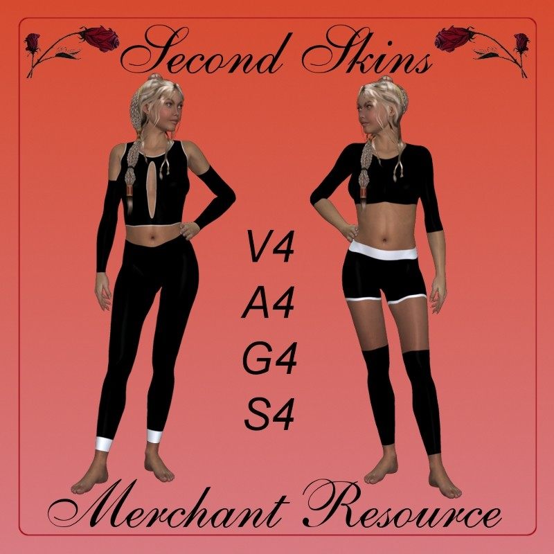 Second Skins - Merchant Resource