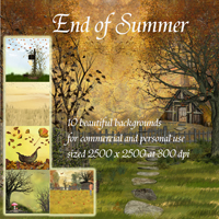 End of Summer by capelito