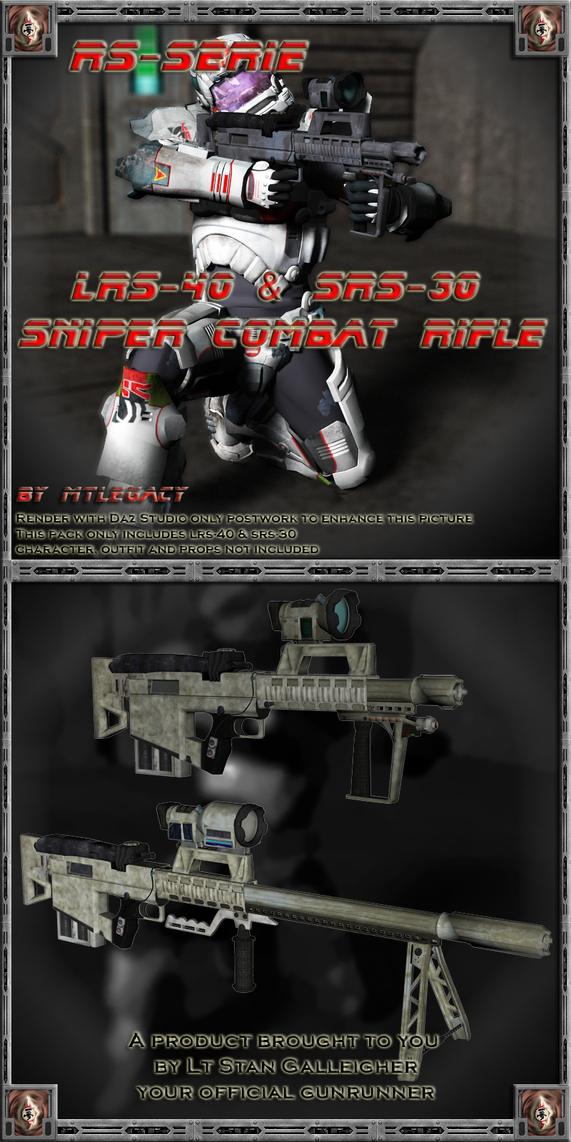 RS-Serie Sniper Rifle