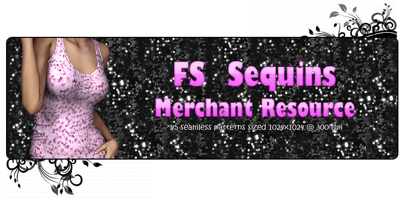 FS Sequins Merchant Resource