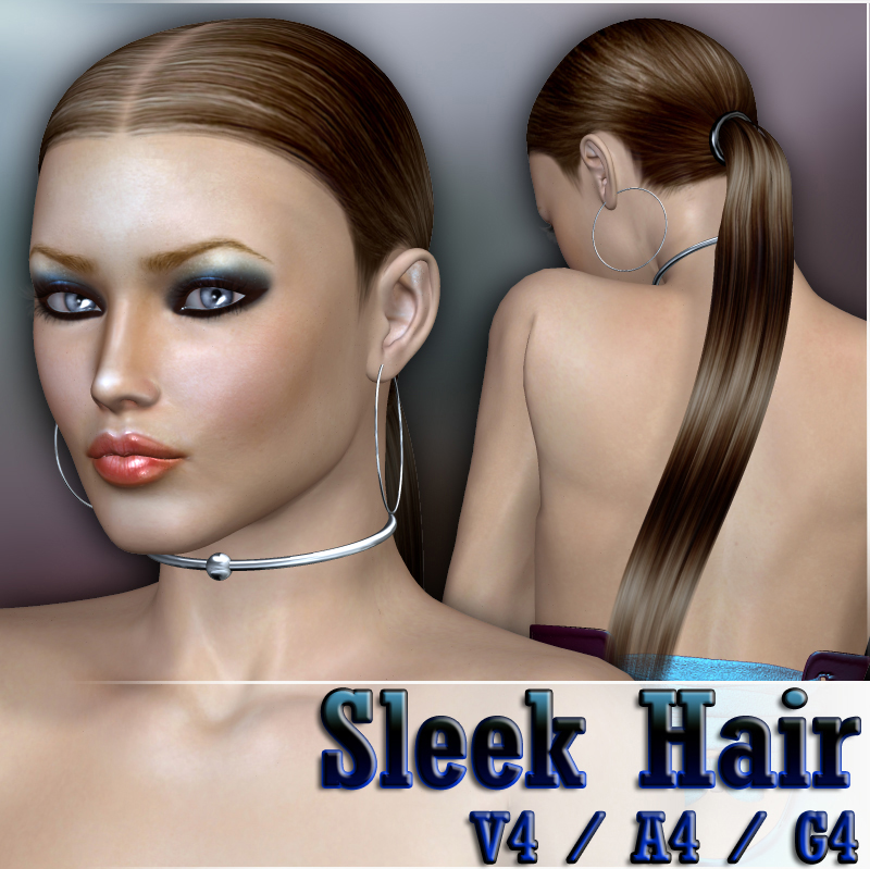 Sleek Hair for V4/A4/G4