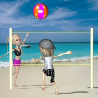Mavka Surfs Up 3D Figure Assets 3D Models 3DTubeMagic