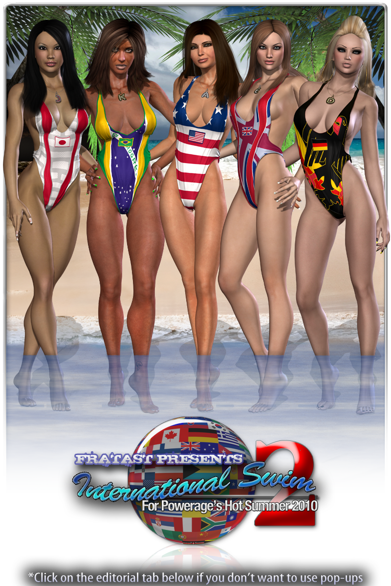 International Swim 2 for Hot Summer 2010 by Powerage
