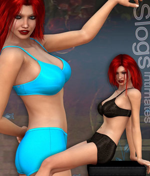 Slogs Intimates V4 A4 G4 Elite Clothing Themed nirvy