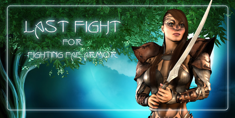 Last Fight for Fighting Fae Armor