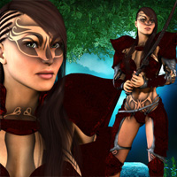 Last Fight for Fighting Fae Armor image 5
