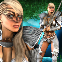 Last Fight for Fighting Fae Armor image 6