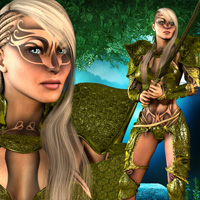 Last Fight for Fighting Fae Armor image 7
