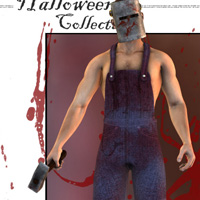 Halloween collection: Killer Earl Themed Clothing jonnte