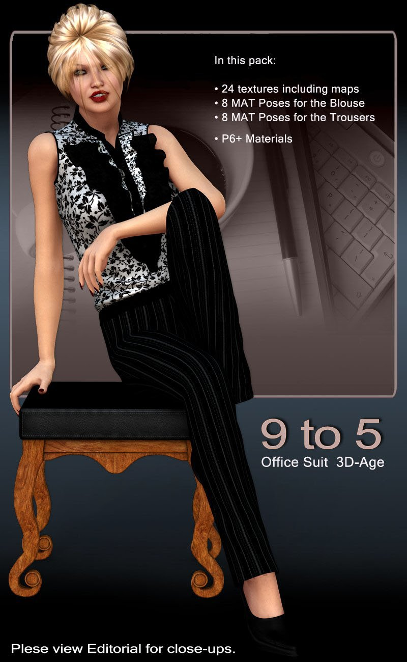 9 to 5 - Office Suit