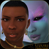 Uzuri 3D Figure Essentials reciecup