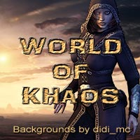 World Of Khaos 3D Models 2D didi_mc