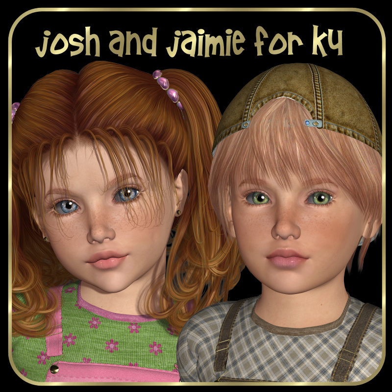 Josh and Jaimie for K4