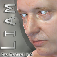 Liam for M4 3D Figure Assets ForbiddenWhispers