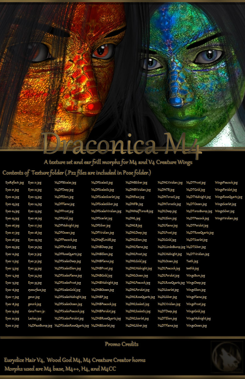 Draconica M4H4