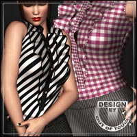 SOPHISTICATION for Office Suit by 3D-Age Clothing Themed outoftouch