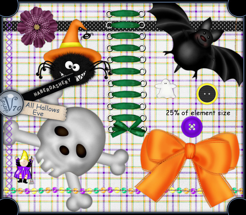 Haberdashery:All Hallows Eve