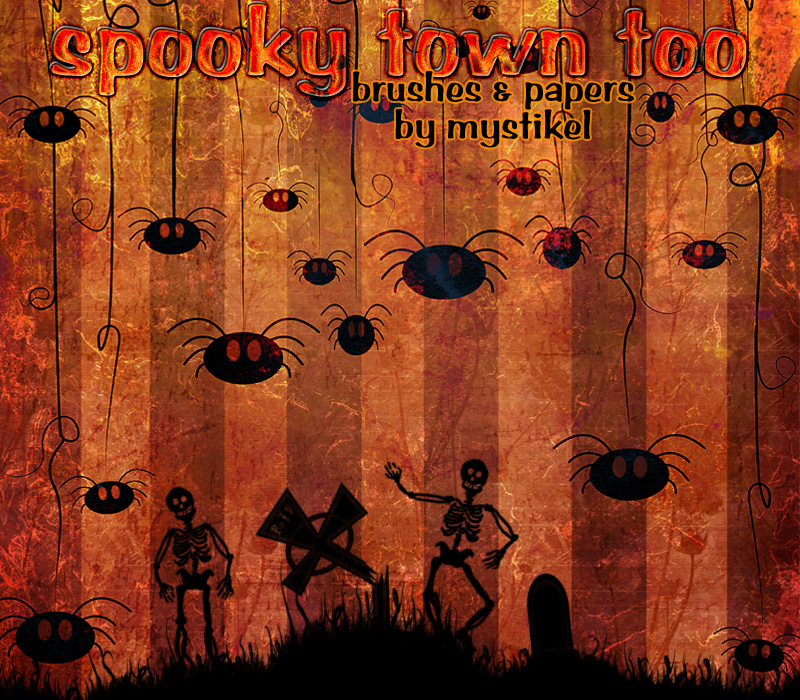 Spooky Town Too