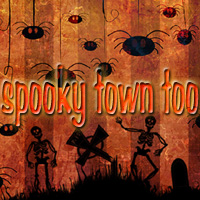 Spooky Town Too 3D Models 2D Graphics mystikel