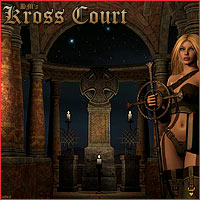 DM's Kross Court 3D Models 3D Figure Assets DM