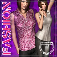 FASHION for Hot Girl III by 3D-Age Themed Clothing outoftouch