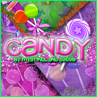 Sweets & Treats Collection: Candy by mystikel
