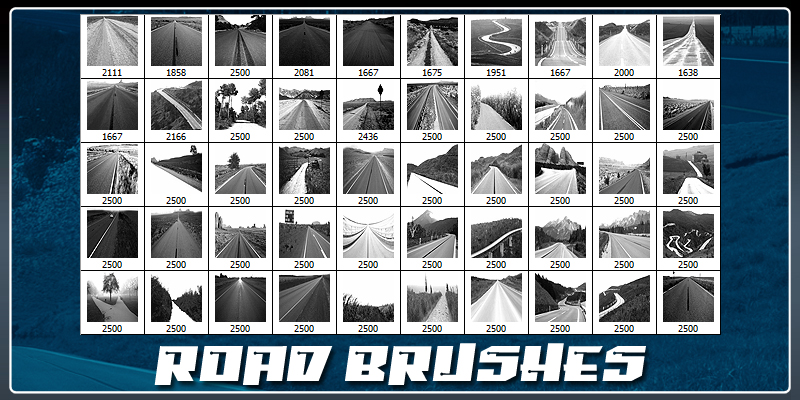 Road Brushes
