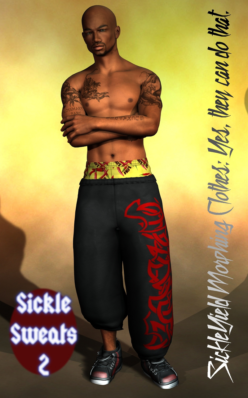 Sickle Sweats 2 M4H4