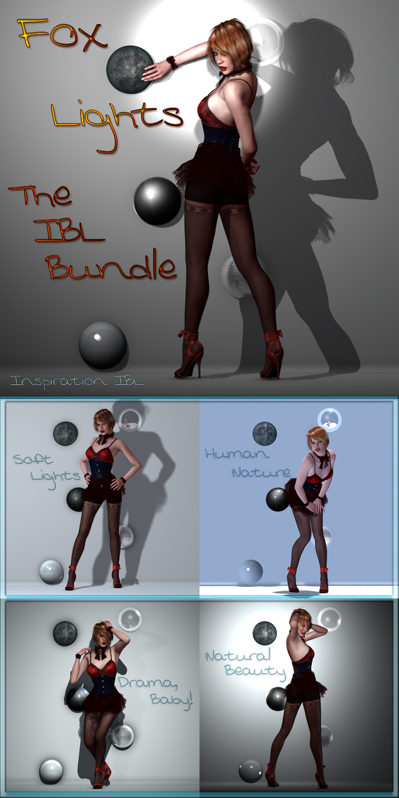 Fox Lights - IBL Bundle