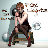 Fox Lights - IBL Bundle 3D Models Software SaintFox