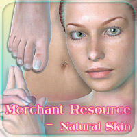 Merchant Resource for V4 - Natural Skin 3D Figure Essentials 2D _Fenrissa_