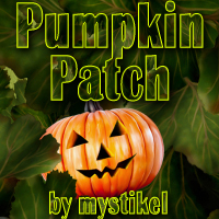 Pumpkin Patch 3D Models 2D Graphics mystikel