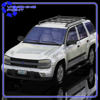 Trailfinder SUV (for Poser) 3D Models VanishingPoint