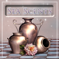 Sea Scents 2D And/Or Merchant Resources Themed Bez