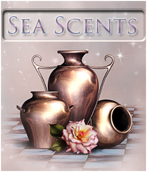 Sea Scents 2D Graphics Bez