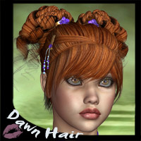 Dawn Hair Hair SWAM