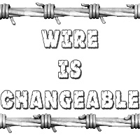 Wire is changeable! image 1