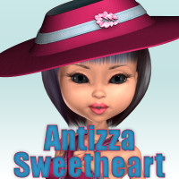 Antizza Sweetheart  didda