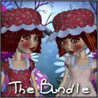 Hand Me Downs: The Bundle Hair Clothing -Wolfie-