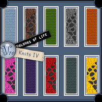 Colours Of Life:Knits IV 2D Valerian70