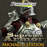 Supreme Armor for M4/H4/F4/Elite/Marv 3D Models 3D Figure Assets powerage