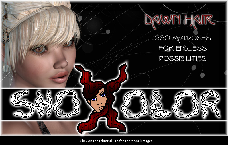 ShoXolor for Dawn Hair