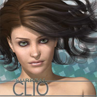 Surreal : Clio 3D Figure Essentials 3D Models surreality