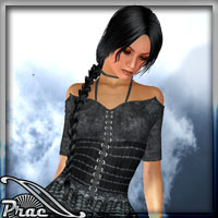 Whisper Outfit for V4 Software Themed Clothing prae