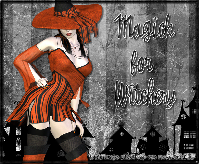 Magick For Witchery